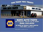 NAPA - St. Joe Auto Parts